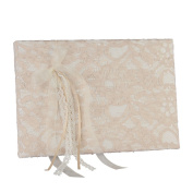 Adelaide Wedding Collection, Guest Book, Ivory