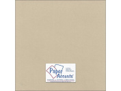 Accent Design Paper Accents ADP1212-25.8838 No.80 30cm x 30cm Taupe Paper Pearlized Card Stock