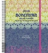 Bohemian 2018 Deluxe Planner