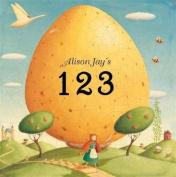 Alison Jay's 123 [Board book]