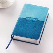 KJV Giant Print Lux-Leather Blue