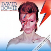 2018 David Bowie Wall Calendar