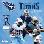 Tennessee Titans 2018 12x12 Team Wall Calendar