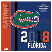 Florida Gators 2018 12x12 Team Wall Calendar