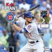 Chicago Cubs Kris Bryant 2018 Wall Calendar
