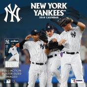 New York Yankees 2018 12x12 Team Wall Calendar
