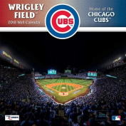 Chicago Cubs Wrigley Field 2018 Wall Calendar