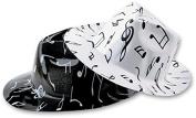 DDI 1878007 Music Note Fedora Hats