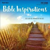 Bible Inspirations Wall Calendar