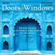 Doors & Windows 2018 Wall Calendar