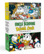 Walt Disney Uncle Scrooge and Donald Duck the Don Rosa Library Vols. 7 & 8  : Gift Box Set