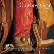 2018 Cowboy Gear Calendar