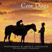 2018 Cow Dogs Calendar