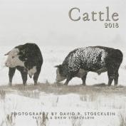 2018 Cattle Calendar