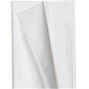 The Packaging Wholesalers 50cm x 80cm #4 White Tissue Paper, Bulk Pack