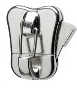 STAS Zipper Pro - Picture Hanging Security Hooks for Perlon Cords or Steel Cables or Wires