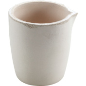 Fused Silica Melting Crucible With Pour Spout 2370ml