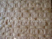 Concrete Mould Mosaic Stone Mould MS 871/1 Wall Mosaic Tile