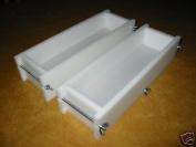 1.4-1.8kg Soap Moulds - 2 Mould SET
