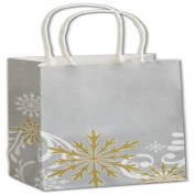 Shimmer & Swirl Shoppers, 5 1/4x 3 1.3cm x 21cm , Mini Pack