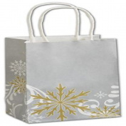Shimmer & Swirl Shoppers, 5 1/4x 3 1.3cm x 21cm , Mini Pack