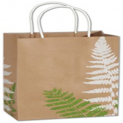 Fashion Fronds Shoppers, 8 1/4x 4 1.9cm x 27cm , Mini Pack