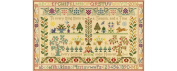 Bothy Threads Season And Time Cross Stitch Kit