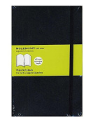 Moleskine Classic Soft Cover Notebooks blank 13cm . x 21cm . 192 pages [PACK OF 3 ]