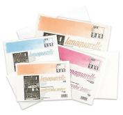 Lanaquarelle Watercolour Paper 60kg. Block (20 Sheets) 36cm x 50cm - Hot Press