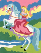 Ravensburger Paint by Number - Galloping Princess