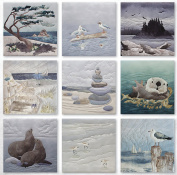 From the Coast With Love 9 Block Quilt Patterns Mckenna Ryan Pine Needles Set