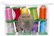 ISACORD 40-10 spool assortment
