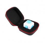 Dice Bag Box,BeautyVan Gift For Fidget Cube Anxiety Stress Relief Focus Dice Bag Box Carry Case Packet