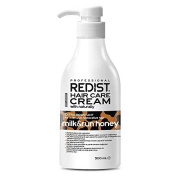 Redist Professional Hair Care Cream Milk & Run Honey 500ml
