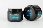VONEL HAIR STYLING GEL THE FIRM PERFECT FOR POMPADOUR & SIDE PART MENS HAIR STYLES 500ml