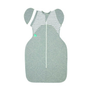 Love to Dream Swaddle Up 50/50 Warm Grey Stripe - XLarge 24 to 30.5lbs