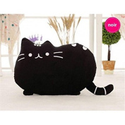 Cat Cushion Emoji Pusheen Black For Kids And Parents