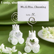 Royal Coach Design Place Card Holder Favours With These Royal Coach Design Place Card Holder Favours,