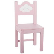 Child Wood Chair Colud 30x30x62 Cm.