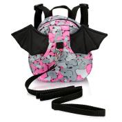 Hipiwe Bat Toddle Safety Harness Backpack Child Reins Strap Bag