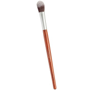 'BARBARA Hofmann/Highlighter Brush # 610cm Redwood Oval Brush Head for applying Highlighter Make-Up/100% Vegan/Dermatologically tested/Suitable for Allergy Sufferers/FSC Certified/Design, Designed in Germany