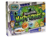 Disgustingly Nasty Weird Science Experiment Educational Set Toy - Designed to introduce your child to a world of weird science and wonderful discoveries.
