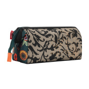 Reisenthel Travelcosmetic, Beautycase, Wash Bag Travel Bath for Cosmetic/Make Up 26 x 18 x 13,5 cm baroque