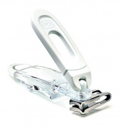 Go Travel Arc Blade Hygienic Nail and Toe Clippers with Airline Friendly Case.