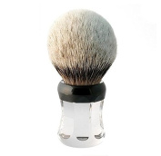 Thäter Shaving Brush Pure Badger & Silver Tips