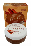 Leganza Magnetic Body Scrub with Cinnamon and Milk