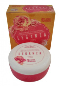Leganza Passion Body Scrub with Rose Oil and Yoghurt