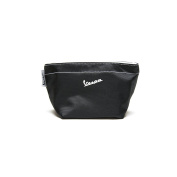 Vespa Toiletry Bag black black