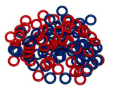 (100 Pack) Soft Stitch Ring Markers
