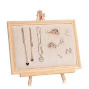 PuTwo Jewellery Organiser Blackboard Style Box, Wooden